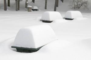 Winter Campground