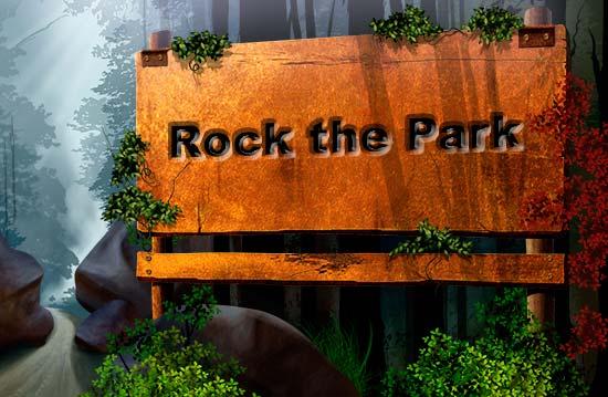 Rocking the park