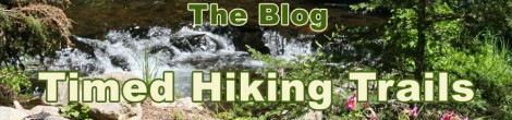 Timed Hiking Trails – Technology for Competitive Hikers