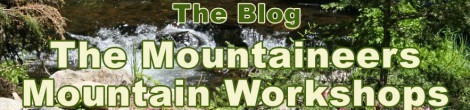 The Mountaineers – Mountain Workshops
