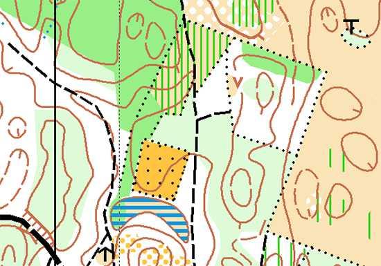 Example Orienteering Map