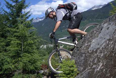 Gravity Assisted Mountain Biking