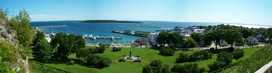 Marquette Park Mackinac Island, Michigan