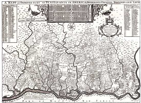 Philadelphia 1687