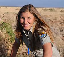 Chelsea McKinny Host of Conservation Connection