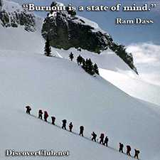 Burnout is a State of Mind