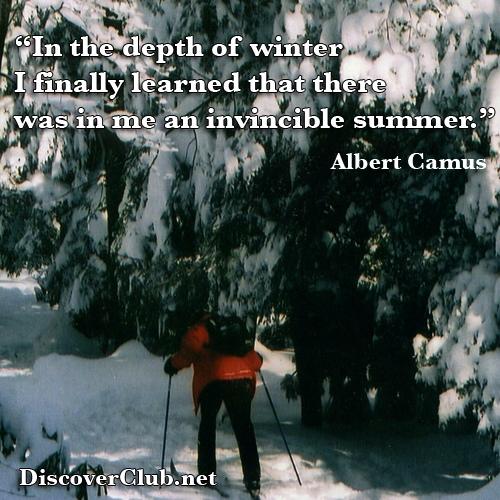 Depth of Winter