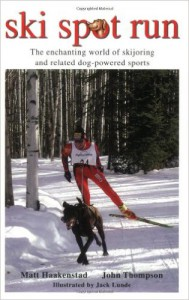 Ski Spot Run Book Cover