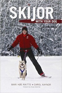 Skijor With Your Dog Book cover