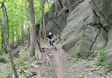 Mountain Biking American Trails