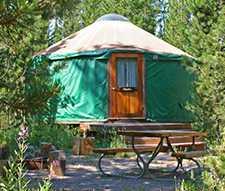 Harriman State Park Idaho