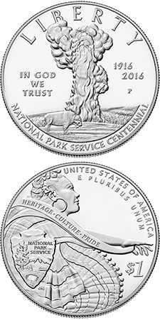 $1 Silver Coin
