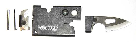 ToolLogic Credit Card Companion