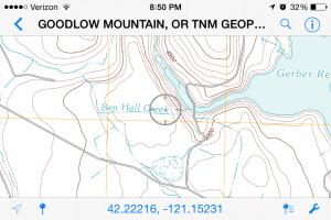 Screen Map