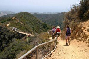 On the Backbone Trail [National Park Service Photo]