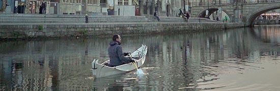 ONAK Canoe in Ghent