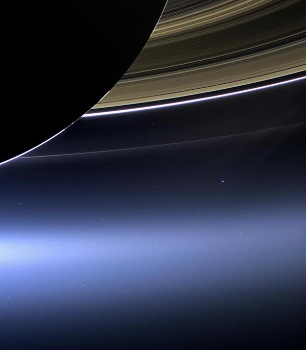 Day the Earth Smiles from Saturn - NASA