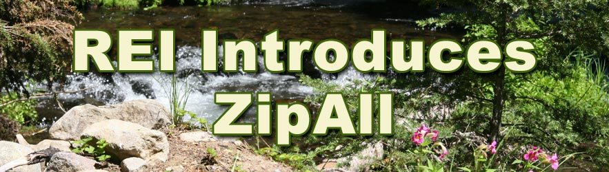 REI Introduces ZipAll