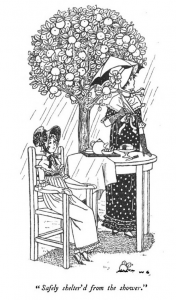 Illustration from Poetry for Children