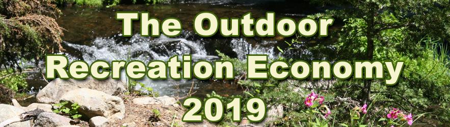 The Outdoor Recreation Economy 2019