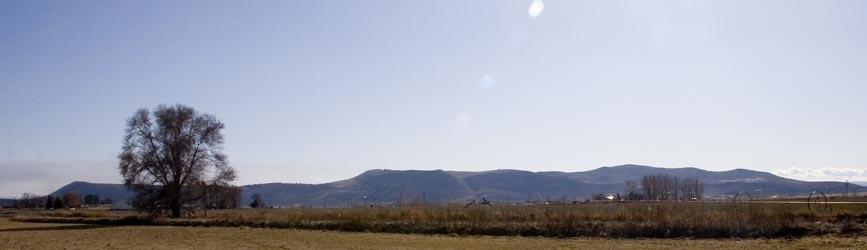 Photo: South Klamath Hills
