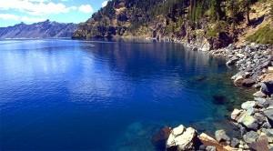 Lake Level at Crater Lake