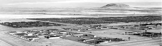 Tule Lake Segregation Camp