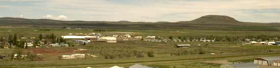 Tule Lake Segregation Center Today