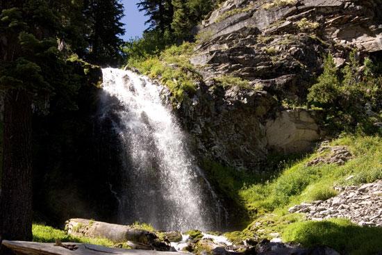 Plaikni Falls - Crater Lake National Park