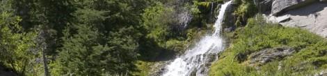 Vidae Falls – Crater Lake National Park