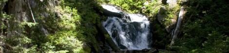 Sun Creek Waterfalls
