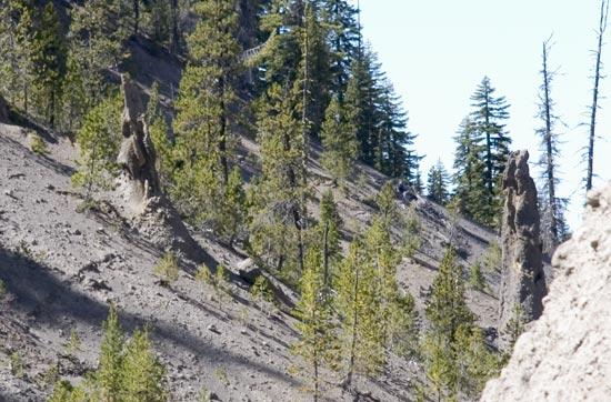 Fossil Fumaroles