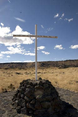 Canby's Cross
