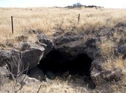 Schonchin John's Cave