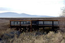 Observation Platform - Lower Klamath National Wildlife Refuge