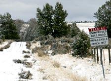 The Road Less Traveled - Lower Klamath National Wildlife Refuge