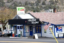 OC and E Trail - Olene Store