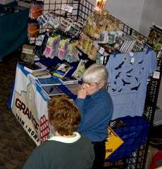 The Grange Co-op Offered Supplies for Birders.