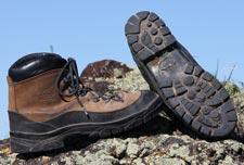 Banner Combat Hiker Boots.