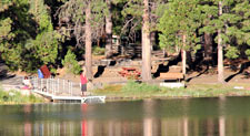 Juanita Lake Day Use Area