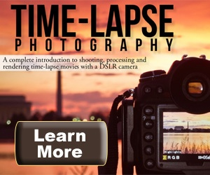 Book: Time-Lapse Photography
