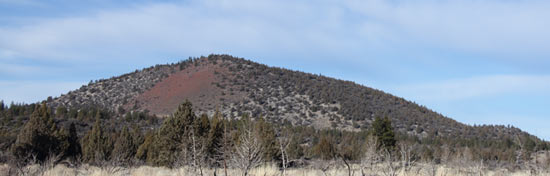 Caldwell Butte, Cave and Cabin