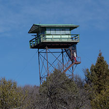 Hogback Lookout Tower