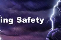 Lightening Safety