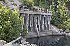 Klovdahl Canal Headgate