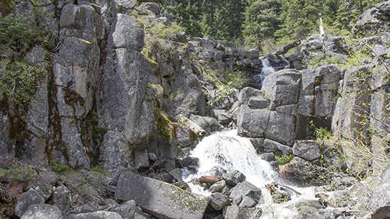 Seldom Falls