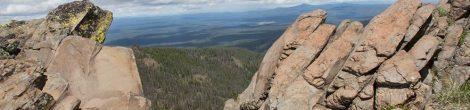 Climbing Yamsay Mountain