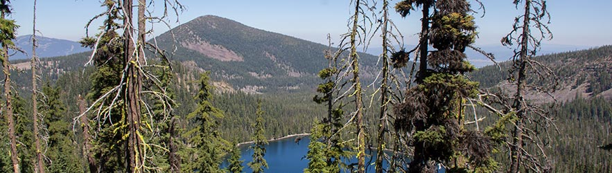 Mountain Lakes Wilderness – Oregon Cascades