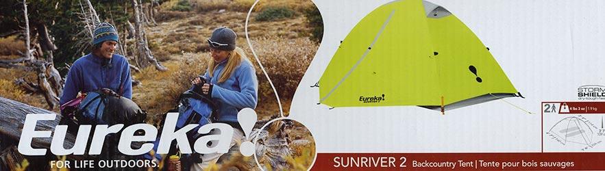 Eureka Sunriver 2 – Tent Review